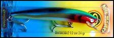 RARE NILS MASTER INVINCIBLE  12 cm, 24 grams, color 101 (Hand made in Finland)