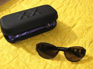 Sonnenbrille Damen Mexx 6189-100, braune Gläser und braune Fassung