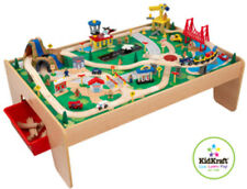 KidKraft Waterfall Mountain Train Set & Table 17850 Table NEW