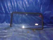 IVECO DAILY MK2 35-10 FLAT BED DRIVERS SIDE REAR GLASS WINDOW 89 TO 1999 SHAPE