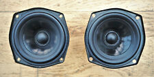 KEF B110 SP1057 EXCELLENT COND. ISOBARIK KAN LS3/5a ETC FREE POST WORLDWIDE !!