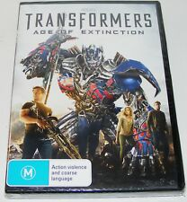 Transformers - Age Of Extinction---- (DVD, 2014)
