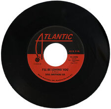"SOUL BROTHERS SIX  ""I'LL BE LOVING YOU c/w THANK YOU BABY FOR LOVING ME"""