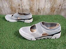 Clarks trigenic womens slip on shoes sandals size 6 UK 39.5 EUR