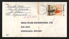 St Liboire, Quebec, Canada--1976 Hand Cancel Cover--Royal Military College