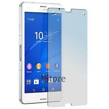 5 Pellicola Per Sony Xperia Z3 Compact  D5803 Salva Proteggi Schermo Display