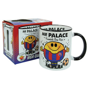 PALACE MUG T-SHIRT - great gift for fan him her present CRYSTAL