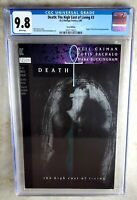 Death High Cost Living #3 ERROR D.C. Vertigo 1993 CGC 9.8 NM/MT WP Comic H0156
