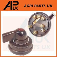 David Brown 880,990,995,996,1210,1212,1410,1412 Tractor Indicator Signal Switch