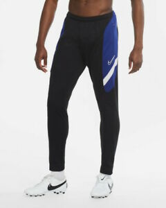 Nike Pantaloni tuta Pants Dry Academy III Nero Blue 2020 21