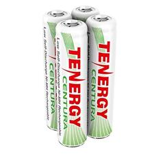 1 Card: 4 Tenergy Centura AAA LSD NiMH Rechargeable Batteries