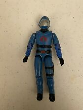 Vintage G.I. Joe Cobra Commander v1.5 figure, Hasbro 1983