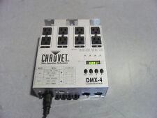 OEM chauvet DMX-4 dimmer/relay pack model DMX-4