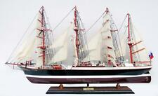 "Sedov Tall Ship Model 37"" - HandCrafted Wooden Model New"
