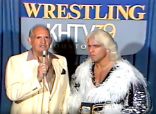 25 Pro Wrestling Dvds: Houston Wrestling from the 1970's and 1980's