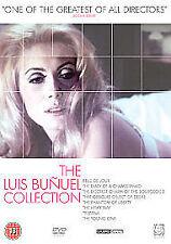 THE LUIS BUNUEL COLLECTION GENUINE R2 DVD BOXSET 8-DISC CATHERINE DENEUVE VGC