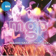 CD interventions Grand Prix Norway MGP 2009 Eurovision, Tone damli, Alexander RYBAK