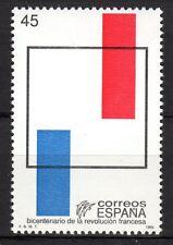 Spain - 1989 Bicentenary of the French Revolution - Mi. 2869 MNH