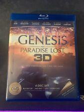 GENESIS PARADISE LOST 3D (PART 1) Blu-Ray/DVD Used
