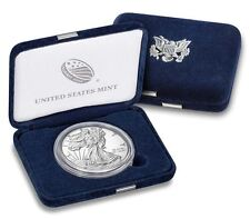 2017 W American Eagle One Ounce Silver Dollar Proof