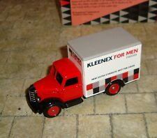 LLEDO - PROMOTIONAL  - 1950 BEDFORD 30 cwt TRUCK - KLEENEX TISSUES - BOXED