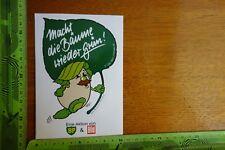 Alter Aufkleber BP & Bild Macht die Bäume wieder grün!