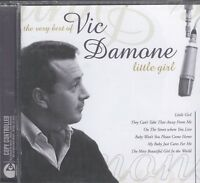 Vic Damone - Little Girl: The Very Best of cd (our ref A52)