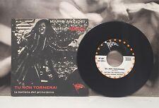 """MARIO ANZIDEI - IL MAGNACCIO OST - TU NON TORNERAI - 7"""" ITA 1969 PRC 5080"""