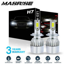 H7 LED Headlight Bulbs Lamp 1100W For HONDA CBR600RR F4I 2001-2007 Bright White