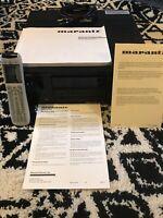 Marantz SR-7400 7.1 Channel AV Surround AM/FM Stereo Receiver SR7400 Manual
