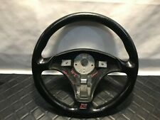 AUDI TT MK1 S-LINE LEATHER SPORTS STEERING WHEEL 8N0124