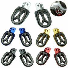 CNC Motorcycle Foot Pegs Footrests Footpegs Foot Rests For Honda CRF110 XR50 70