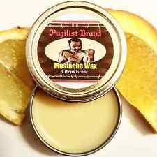 Mustache Wax by Pugilist Brand - Citrus Grove Fragrance