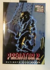 Neca Predator 2 Ultimate City Demon,SDCC 2020 Exclusive IN HAND WORKS