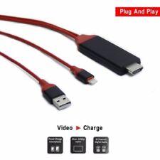 Cables y adaptadores Para iPhone 7 HDMI para teléfonos móviles y PDAs