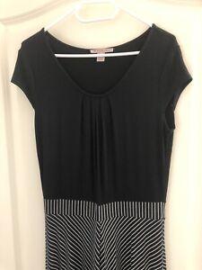 Anna Field Kleid schwarz Grösse 38 neu