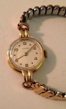Vintage Leonidas 17 Jewel 18K Woman's Watch