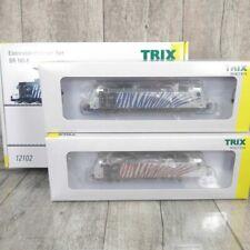 MINITRIX 12102 - Spur N - 2 E-Loks - BR 185.6 2 Zebras - DSS - OVP - #H32198