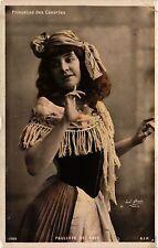 Princesse des Canaries-Paulette Del Baye CPA ARTISTE THEATRE STAR (319691)