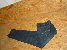 Stretchjeans/Jeans v.MANGO/MNG Gr.38/L34 blau Bianca