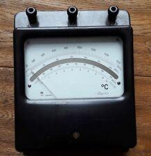 Laborthermometer Zeigerinstrument Physikunterricht - Kellerfund