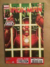 IRON MAN (Marvel 4ème série - V4) - T4 : octobre 2013