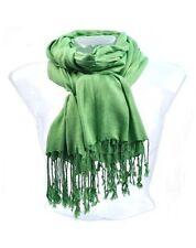 Écharpes et châles étoles vert pour femme