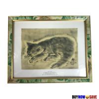 Tsugouhara Foujita Petit Chat Metropolitan Museum Of Art Print Frame