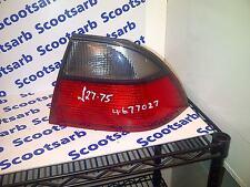 SAAB 9-5 95 Off Side Rear Tail Light Lamp Unit 1998 -01 4677027 4door RIGHT RH