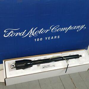 1974 - 1975 Ford Truck or Bronco Black Tilt Steering Column No Key Floor Shift