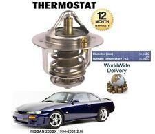 Para Nissan 200sx 2.0 16v Sr20det 1994 - ° 9/2001 Nuevo Termostato