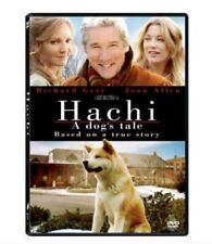 Hachi: A Dogs Tale DVD