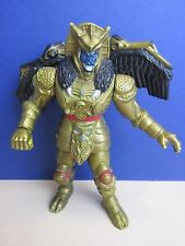 Vintage mmpr Goldar Figurine Evil Space Alien POWER RANGERS BANDAI C39
