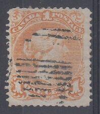 Canada Scott 23 Used (couple blunt perfs) - Catalog Value $200.00